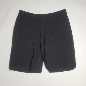 Under Armour Men's Shorts Golf Blk Size 32